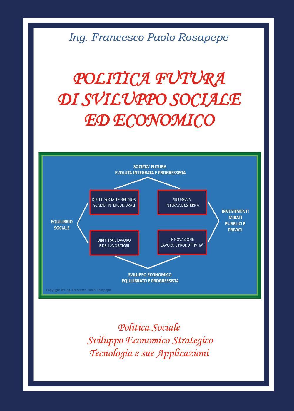 Politica futura di sviluppo sociale e economico