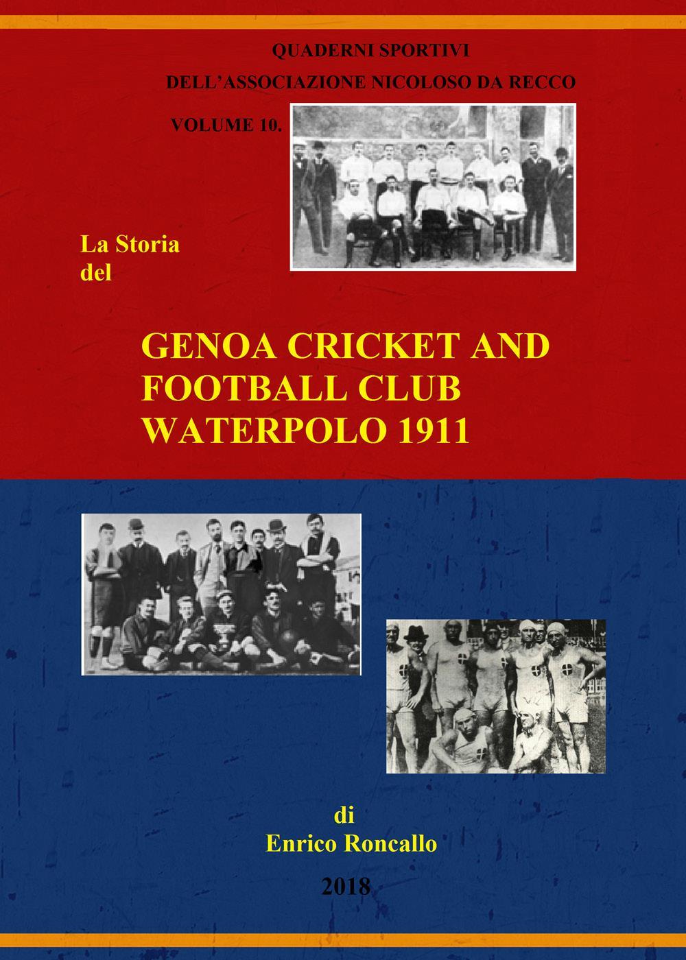 Genoa Cricket  and  Football Club Waterpolo 1911