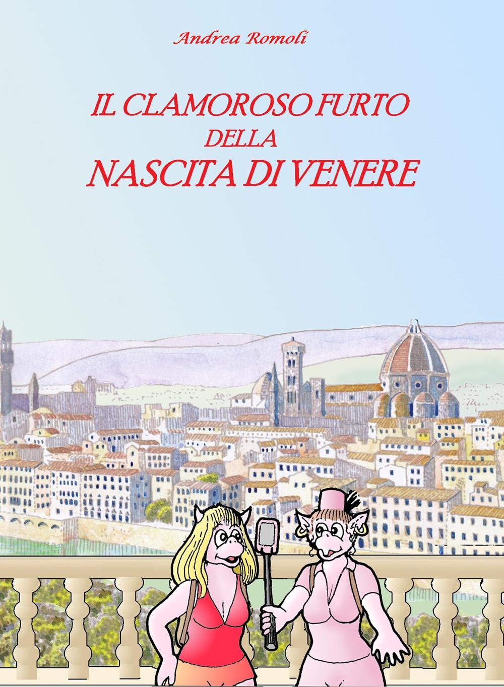 Il clamoroso furto della Nascita di Venere