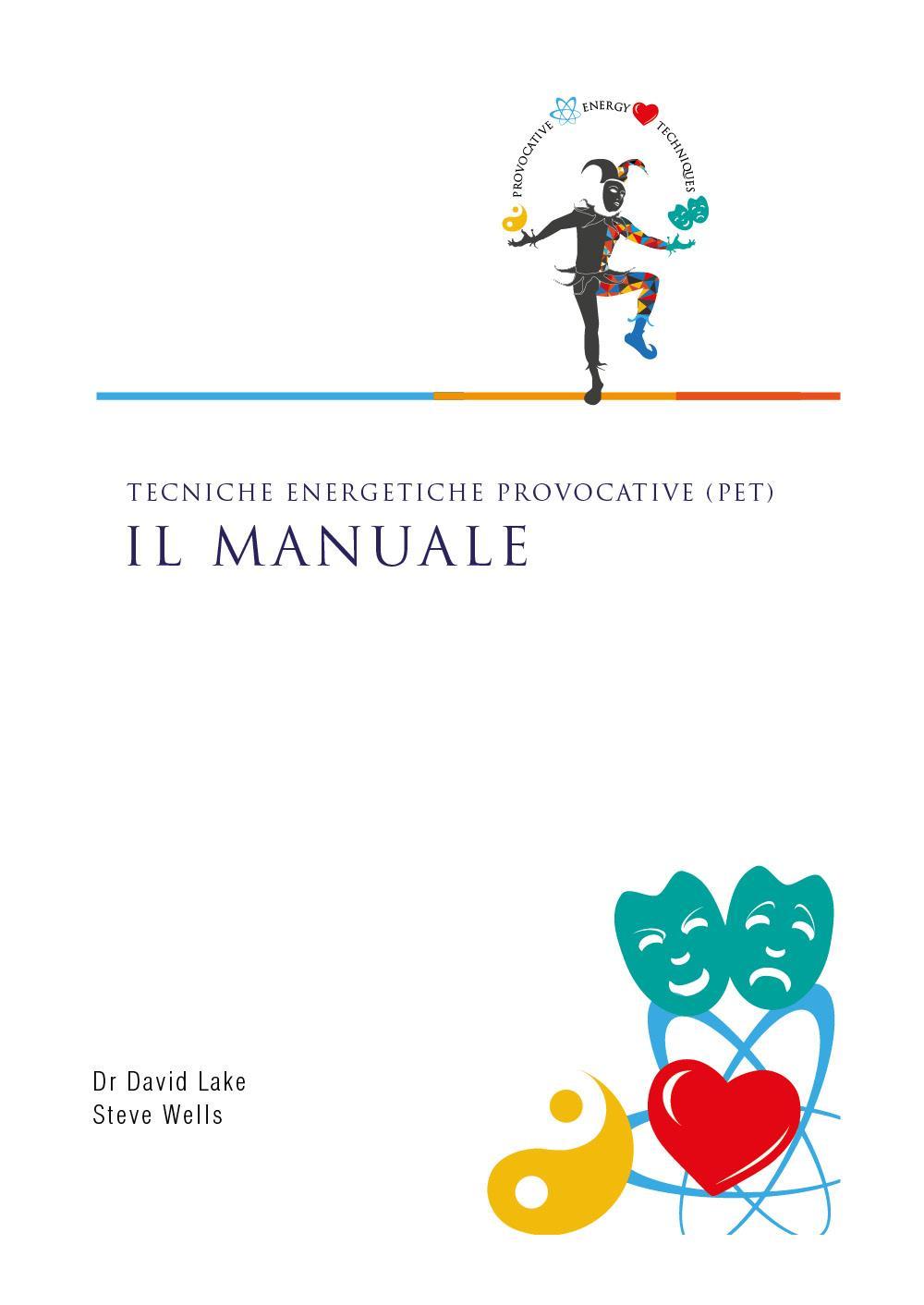 Tecniche Energetiche Provocative (PET) - Il Manuale