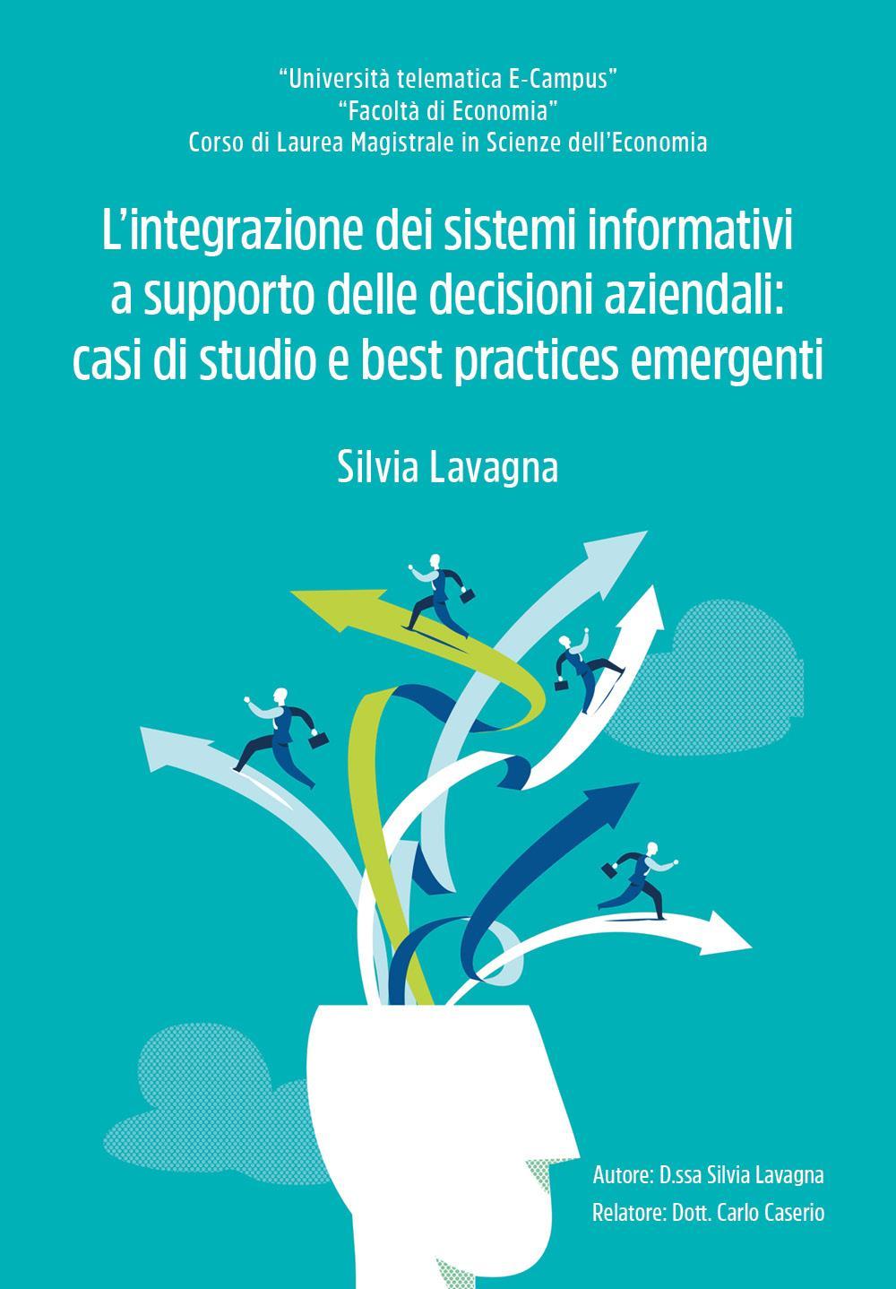 L'integrazione dei sistemi informativi a supporto delle decisioni aziendali