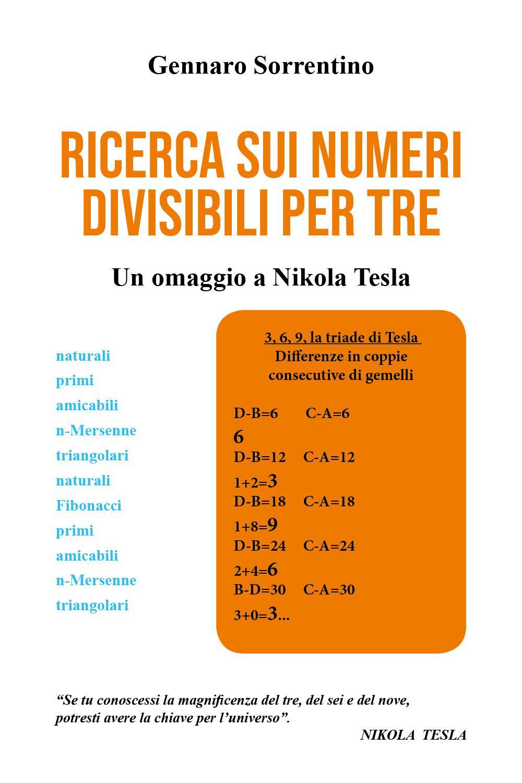Ricerca sui numeri divisibili per tre