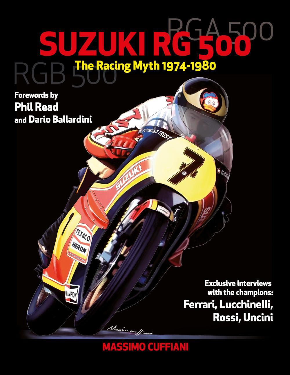 Suzuki RG 500 Racing Myth 1974-1980