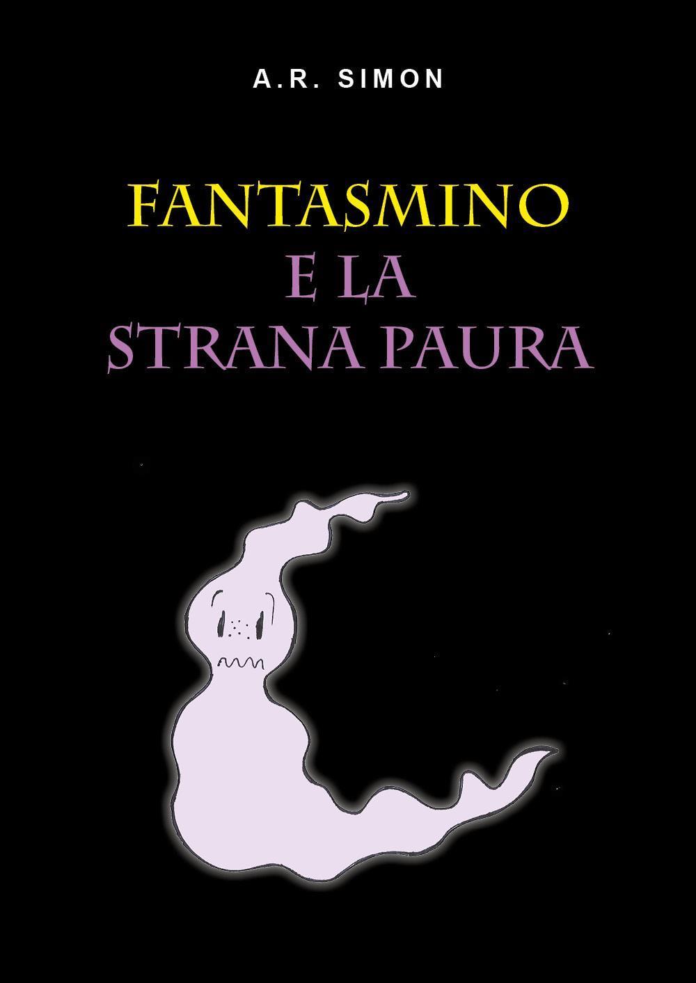 Fantasmino e la strana paura