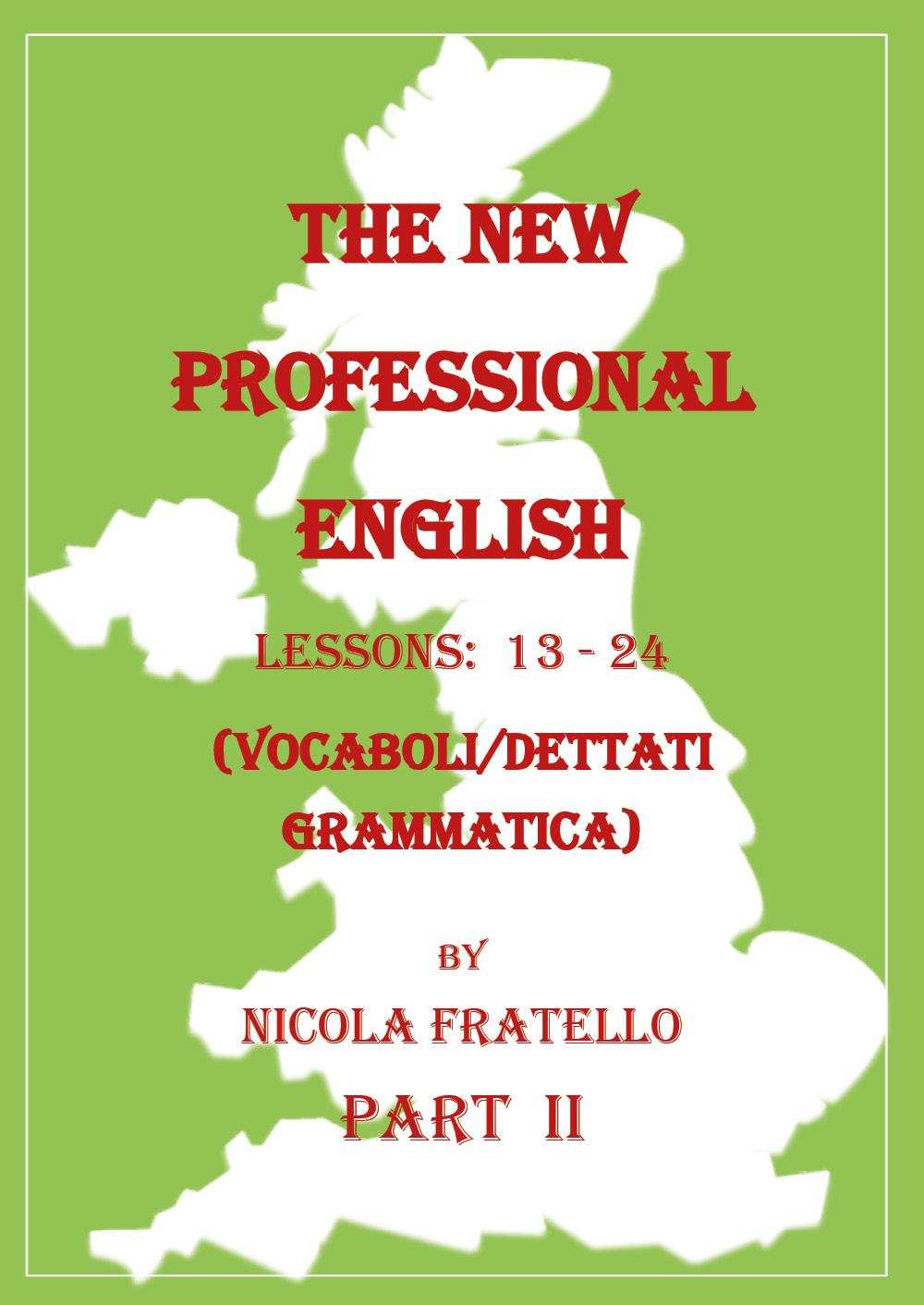 The New Professional English - Part II
