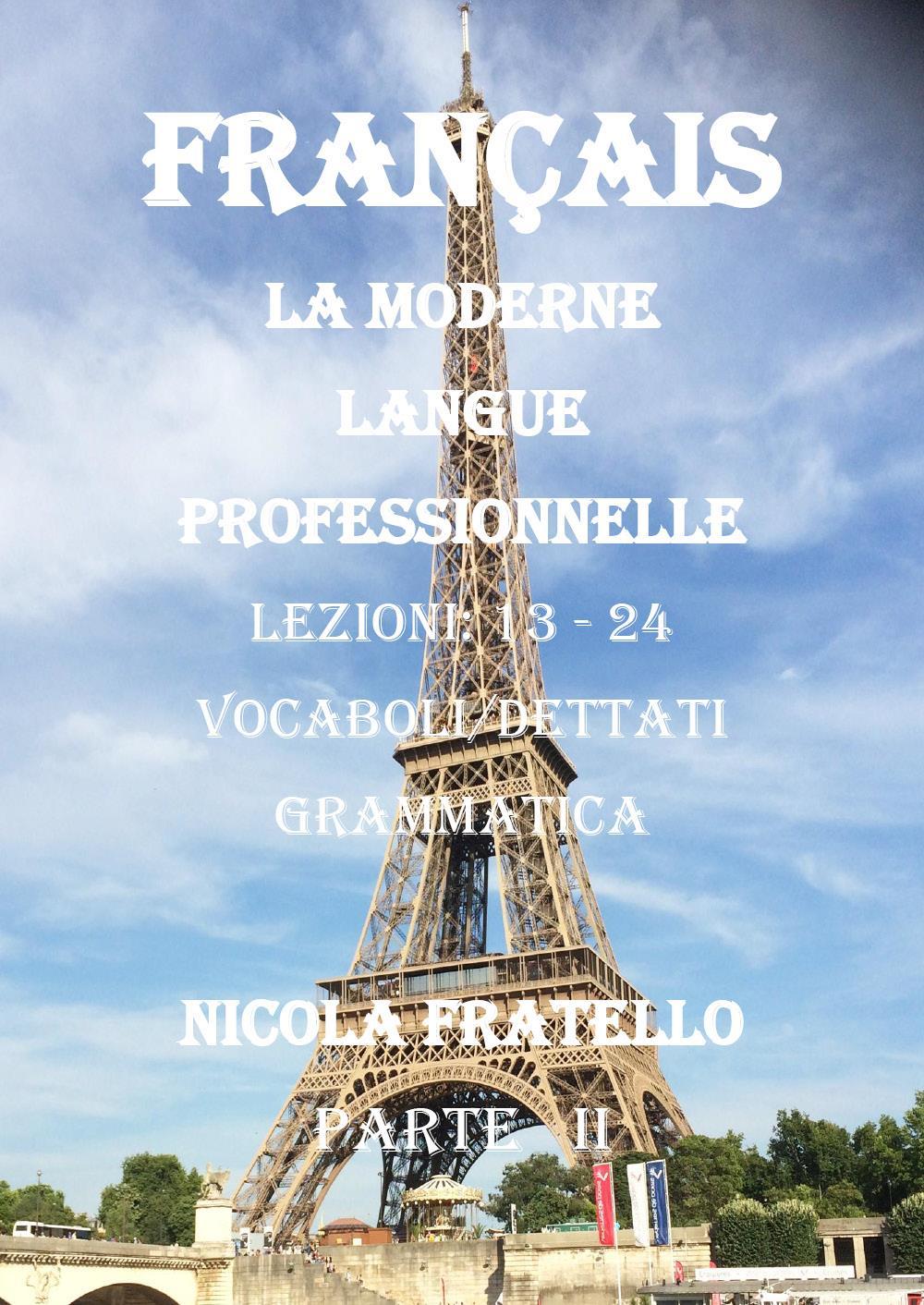 La Moderne Langue Professionnelle Français - Part II