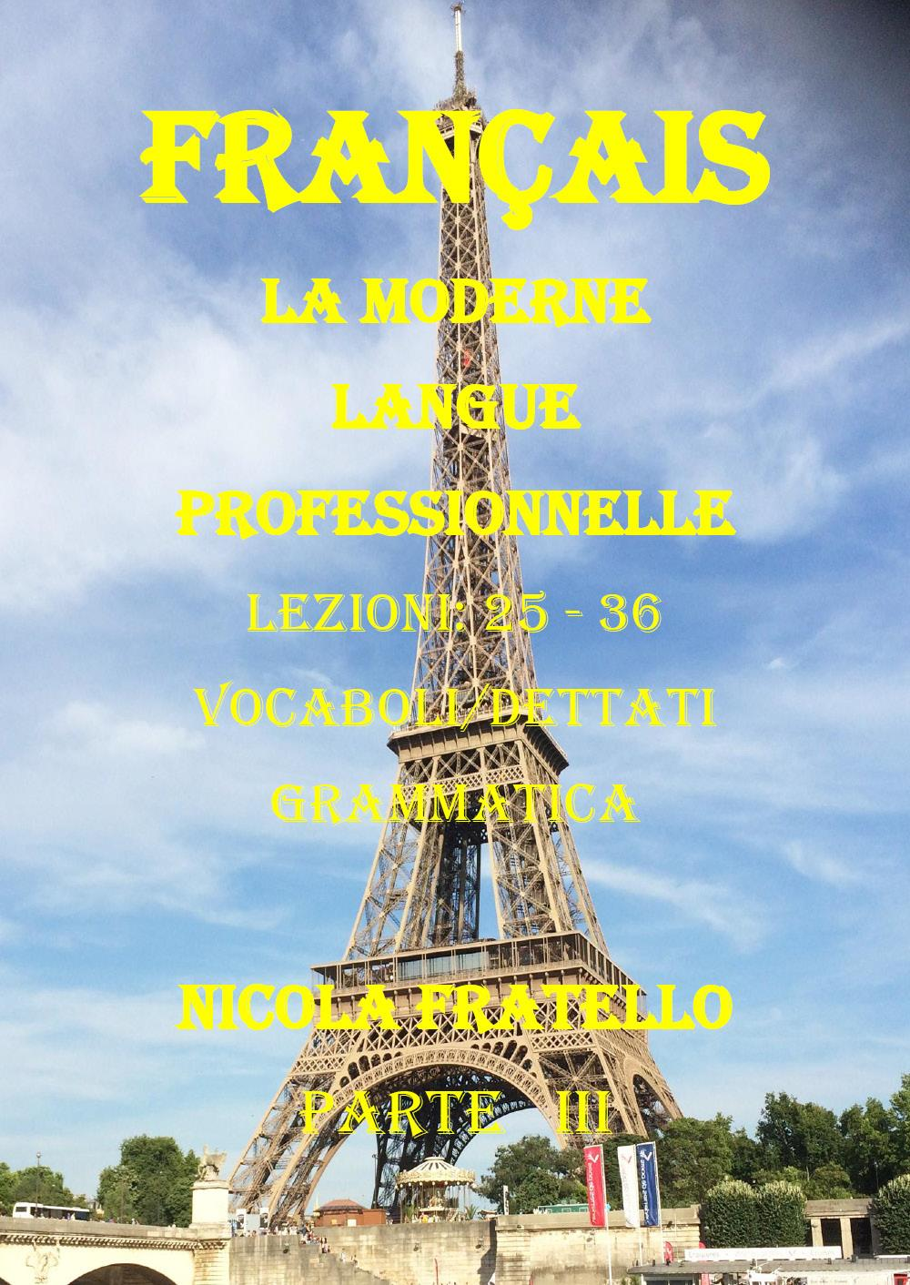 La Moderne Langue Professionnelle Français - Part III