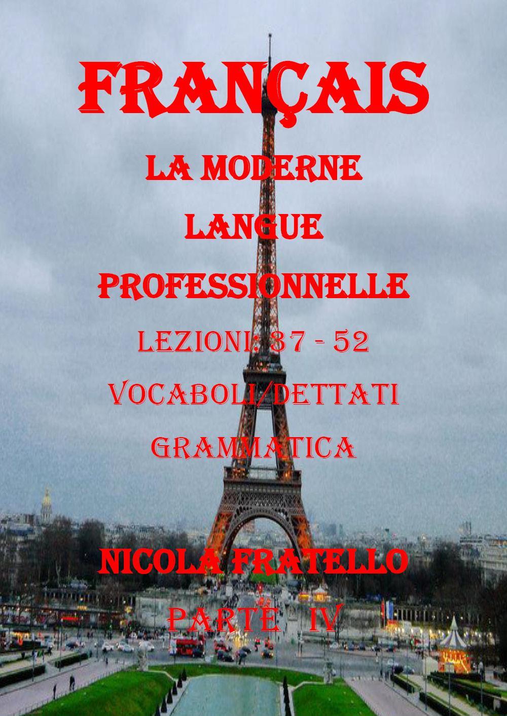 La Moderne Langue Professionnelle Français - Part IV