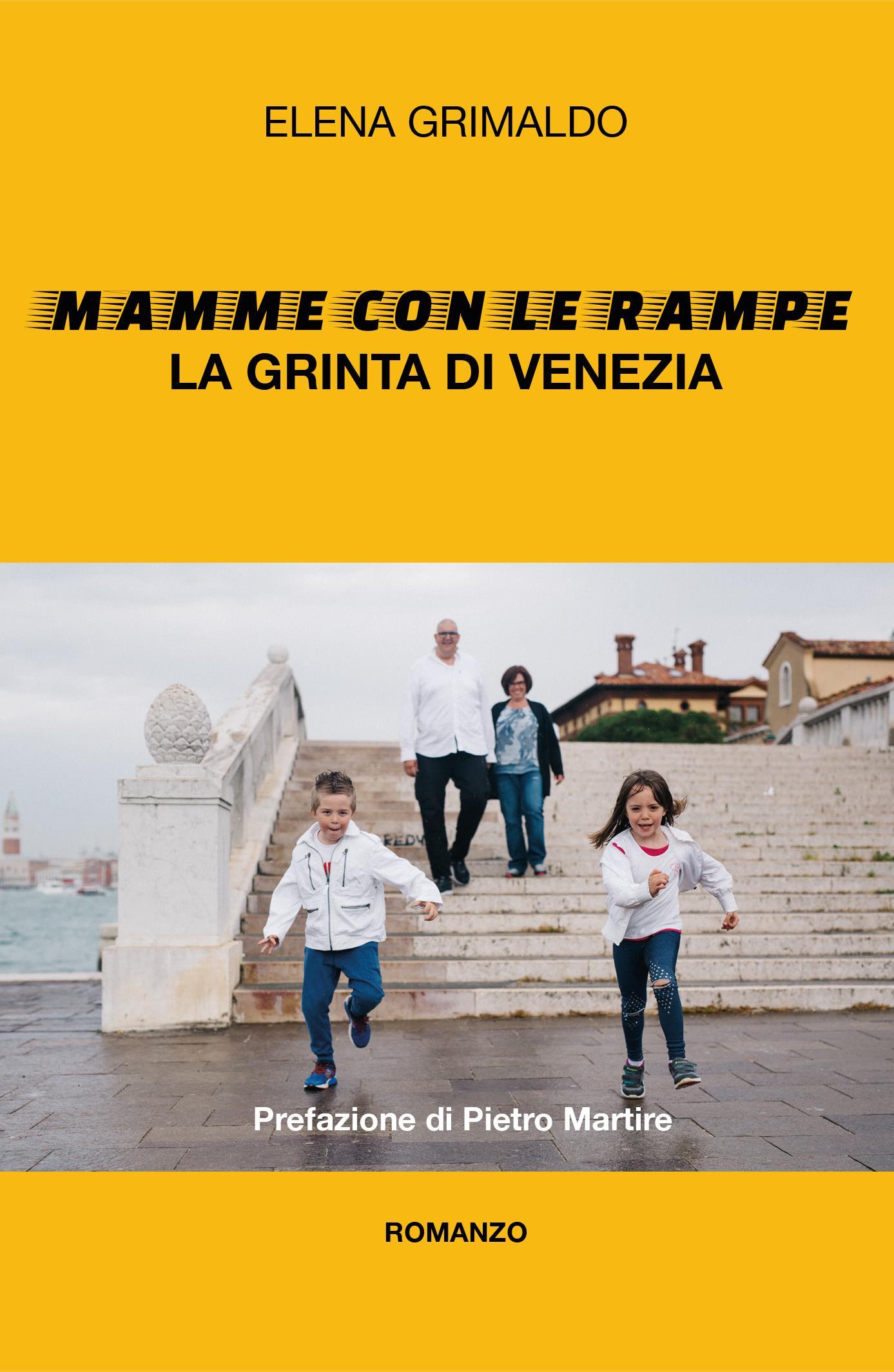 Mamme con le Rampe La grinta di Venezia