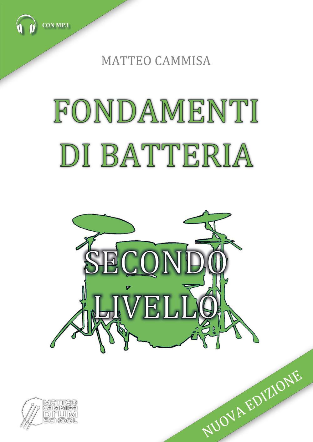 Fondamenti Di Batteria - Secondo Livello