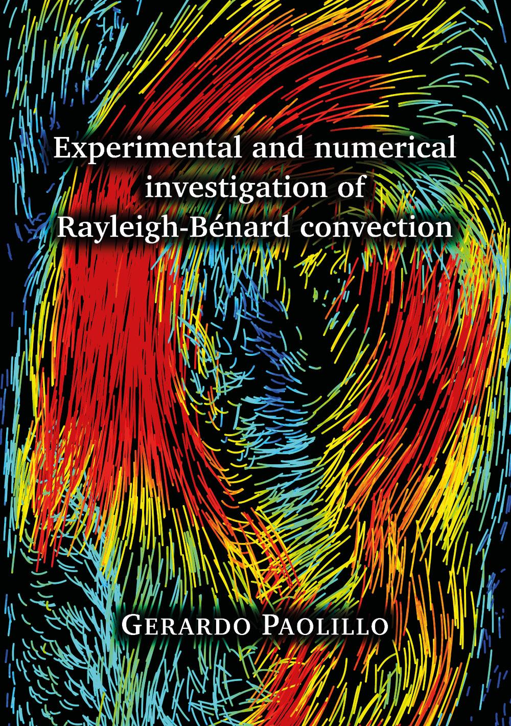 Experimental and numerical investigation of Rayleigh-Bénard convection