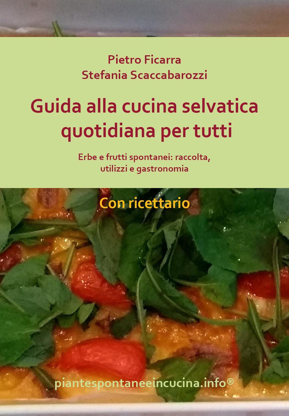 Guida alla cucina selvatica quotidiana per tutti. Erbe e frutti spontanei: raccolta, utilizzi e gastronomia.