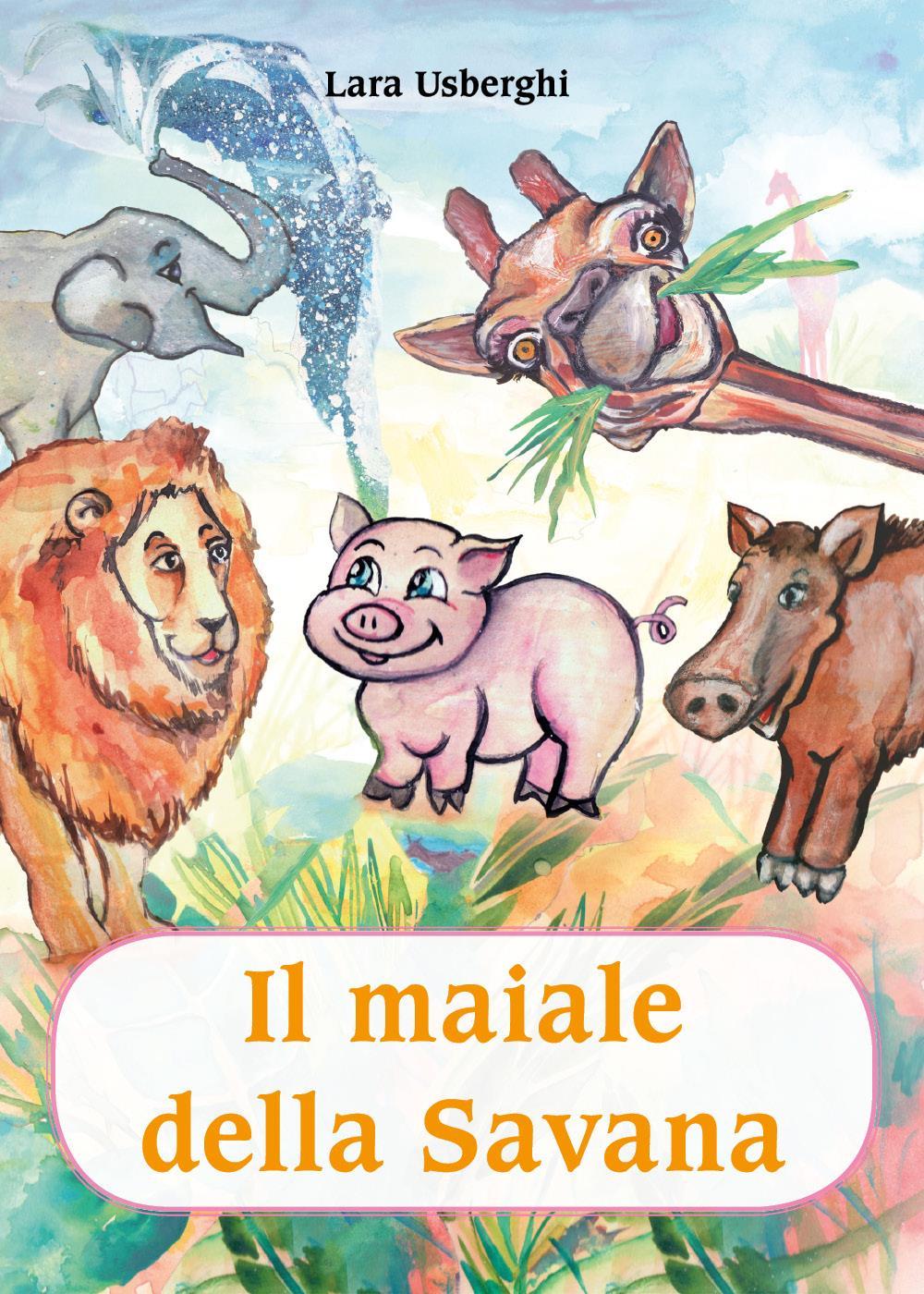 Il maiale della Savana