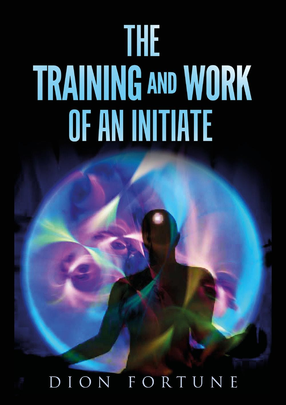 The training and work of an initiate