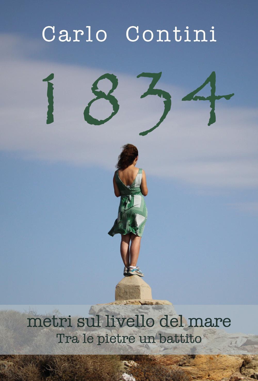 1834 metri sul livello del mare Tra le pietre un battito