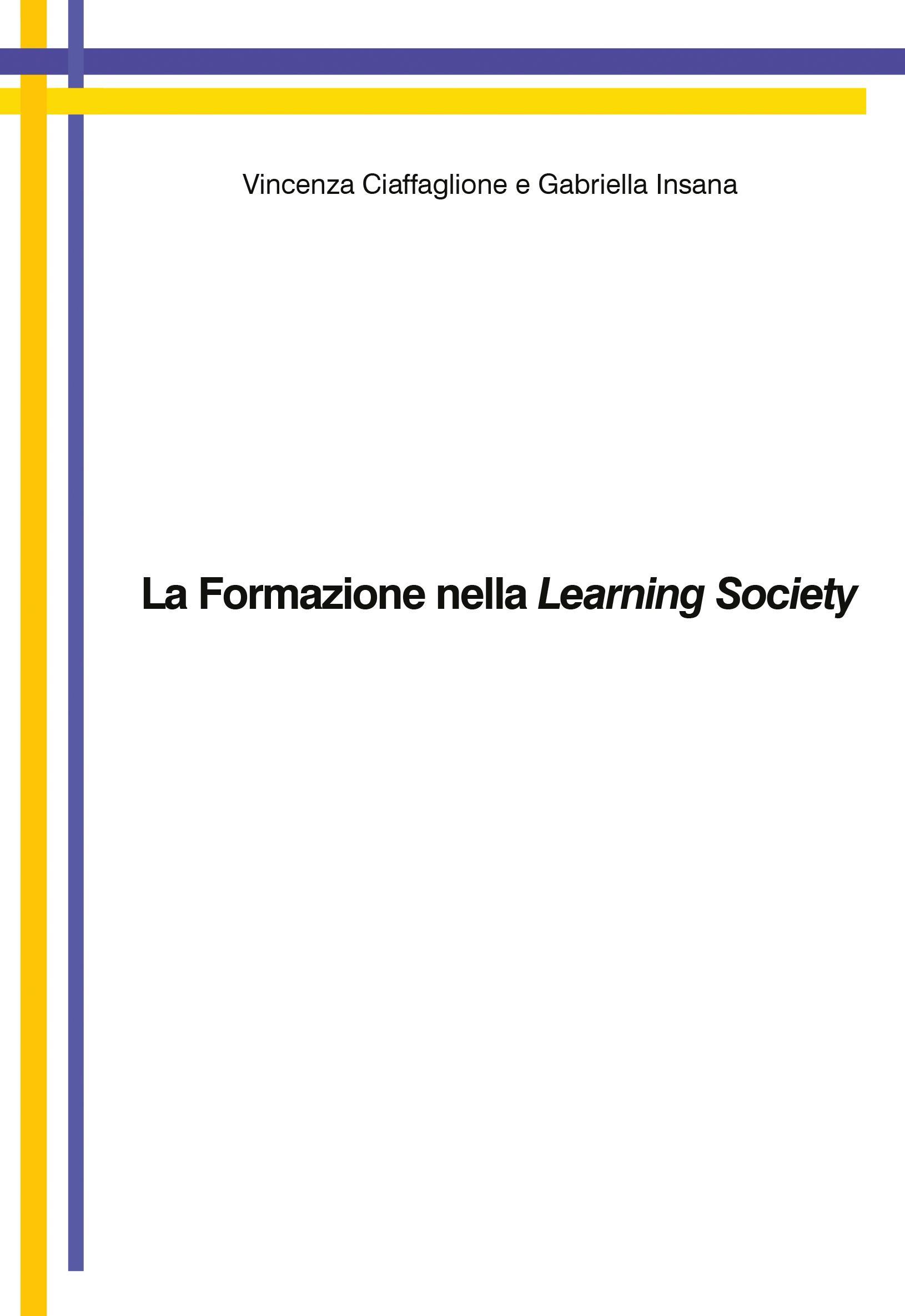 La Formazione nella Learning Society