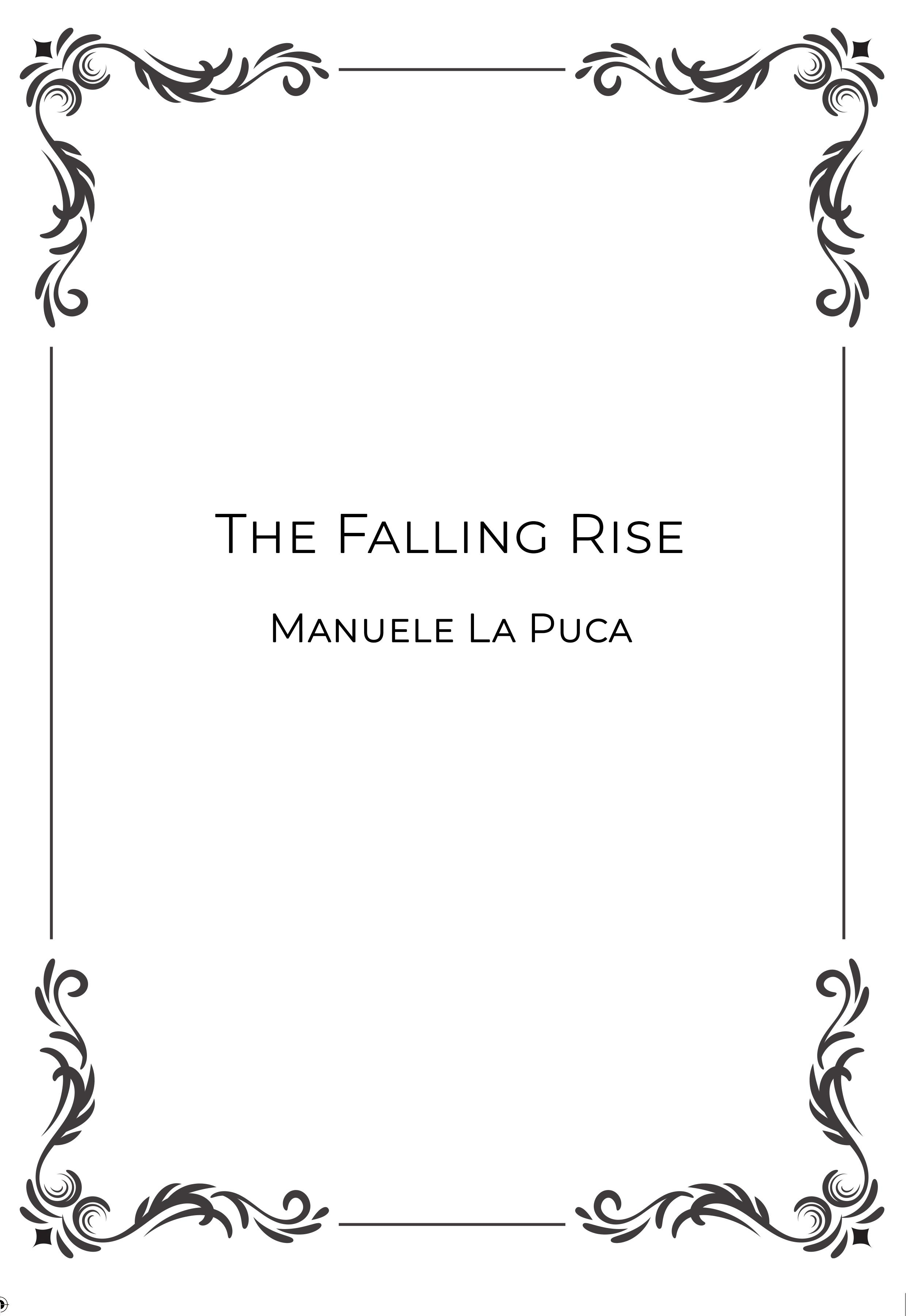 The falling rise