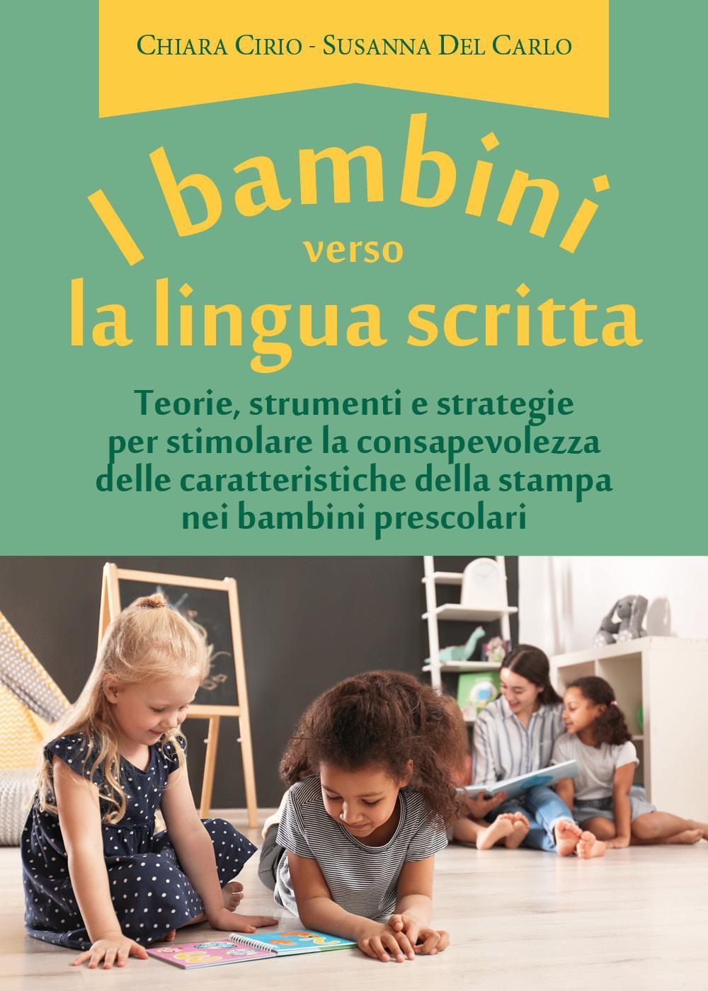 I bambini verso la lingua scritta