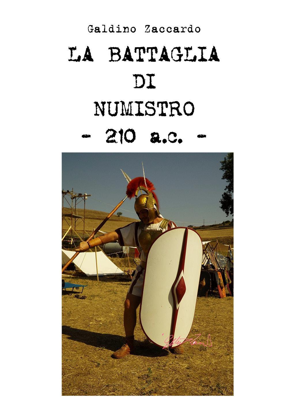 La Battaglia di Numistro - 210 a.C.