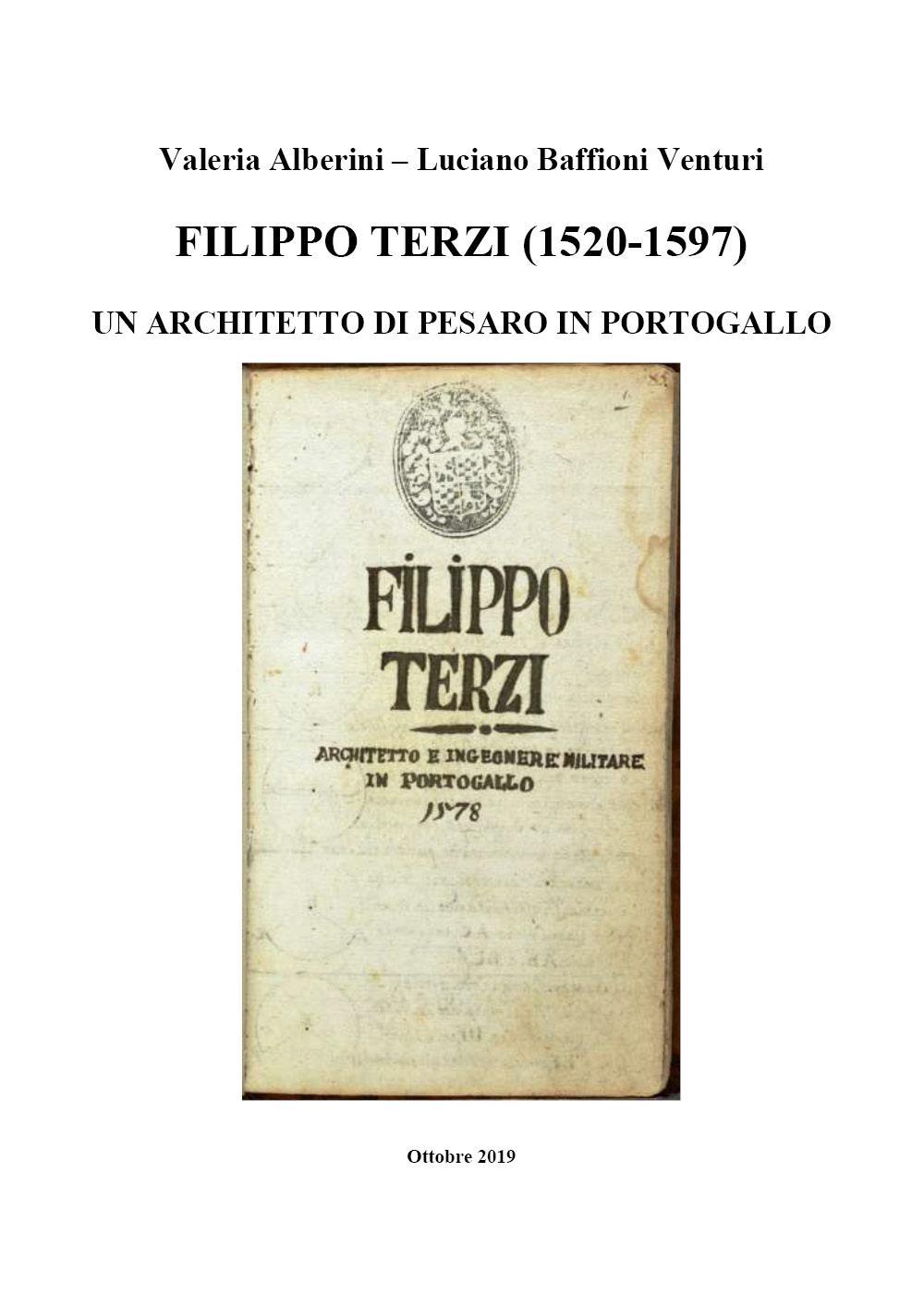 Filippo Terzi (1520-1597) Un architetto di Pesaro in Portogallo