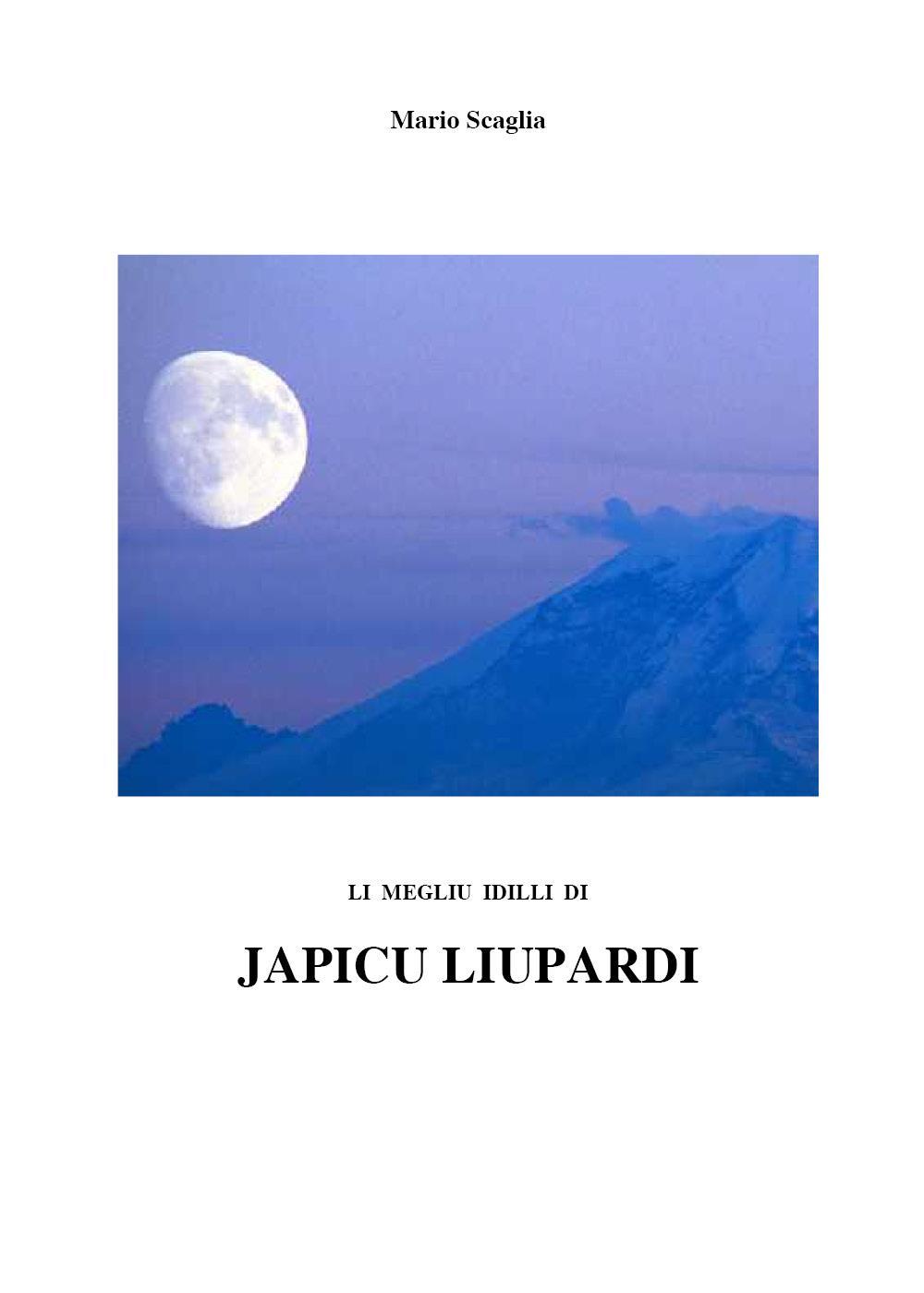 Li megliu idilli di Japicu Liupardi
