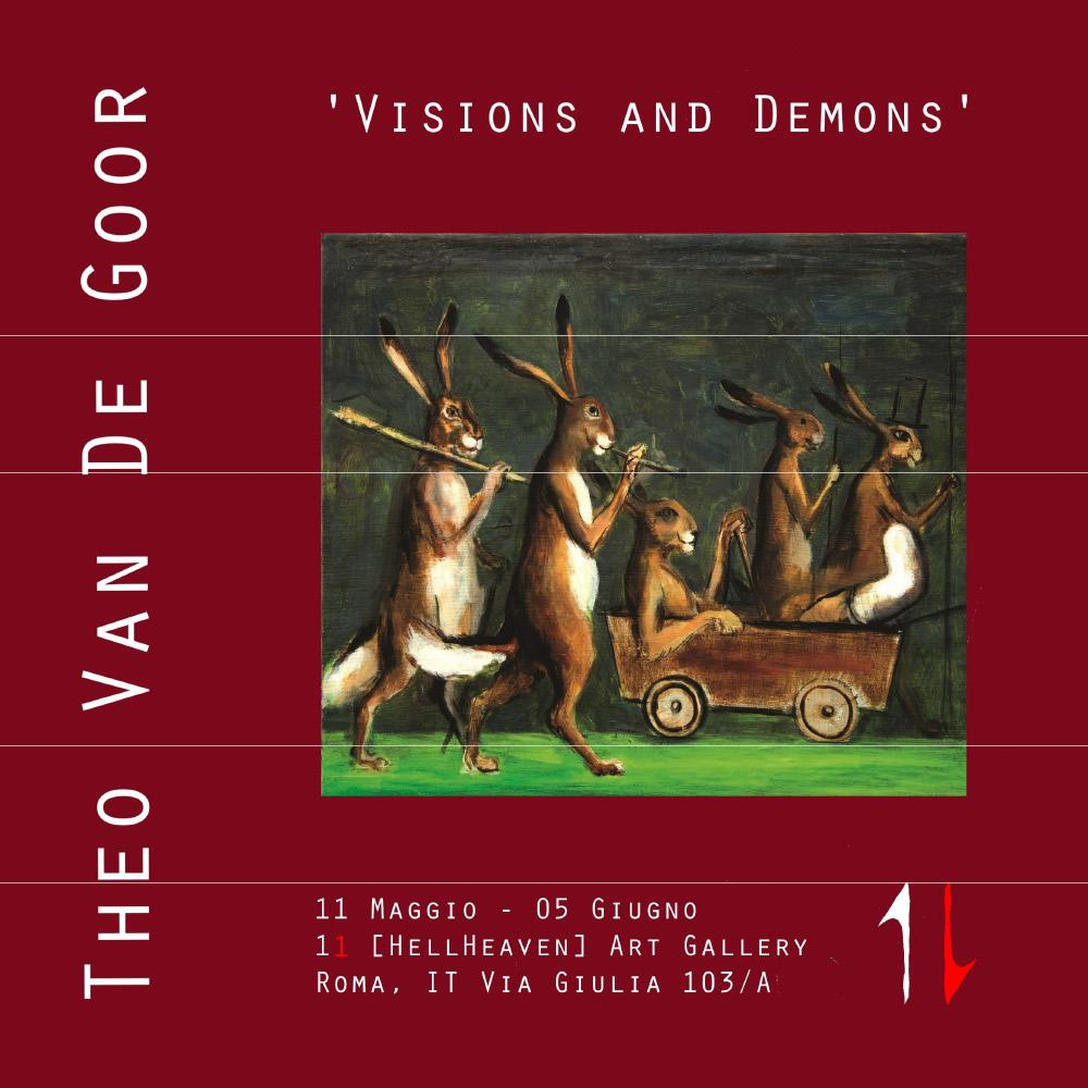 Theo Van De Goor 'Visions and Demons'