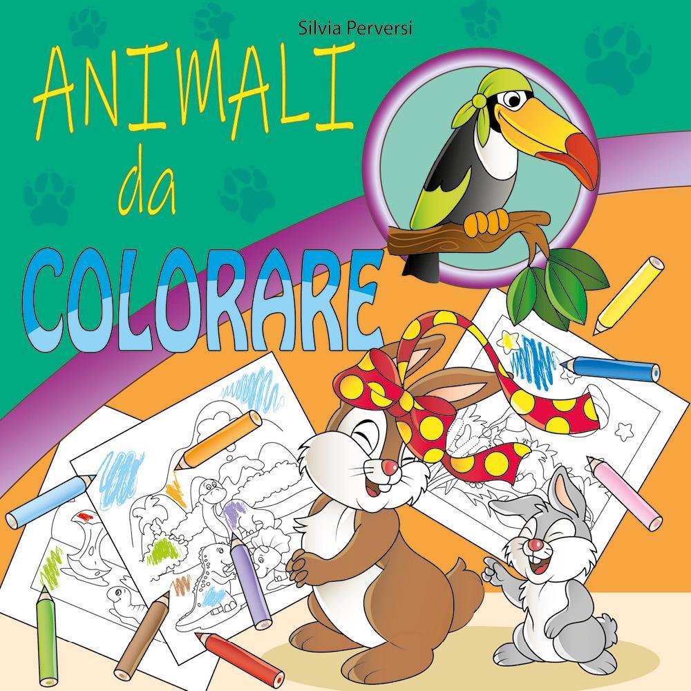Animali da colorare