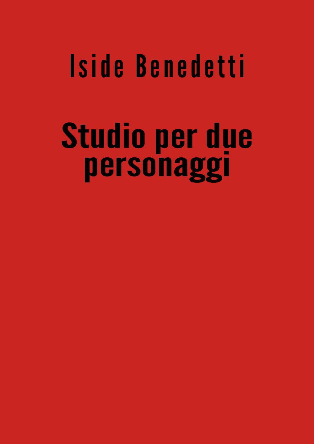 Studio per due personaggi