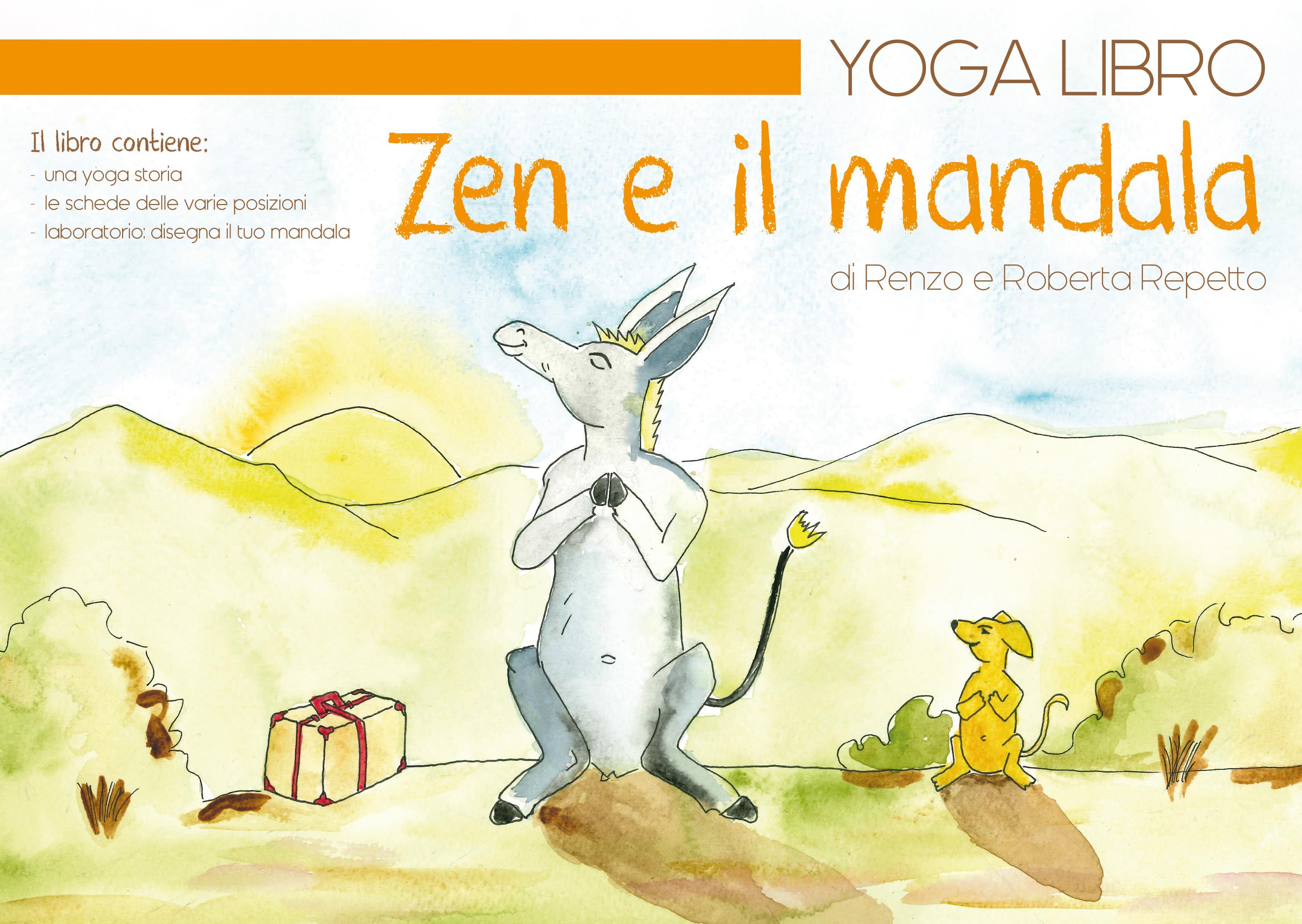 Yoga libro Zen e il mandala