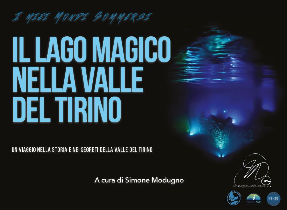 Il lago magico nella Valle del Tirino