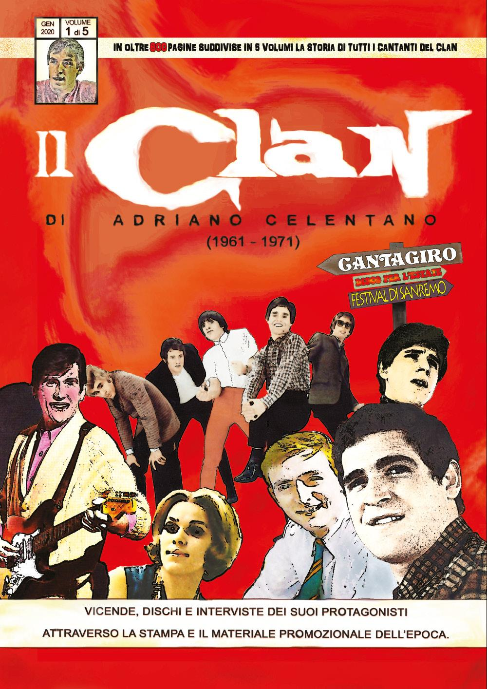 Il Clan di Adriano Celentano (1961 - 1971) Volume 1