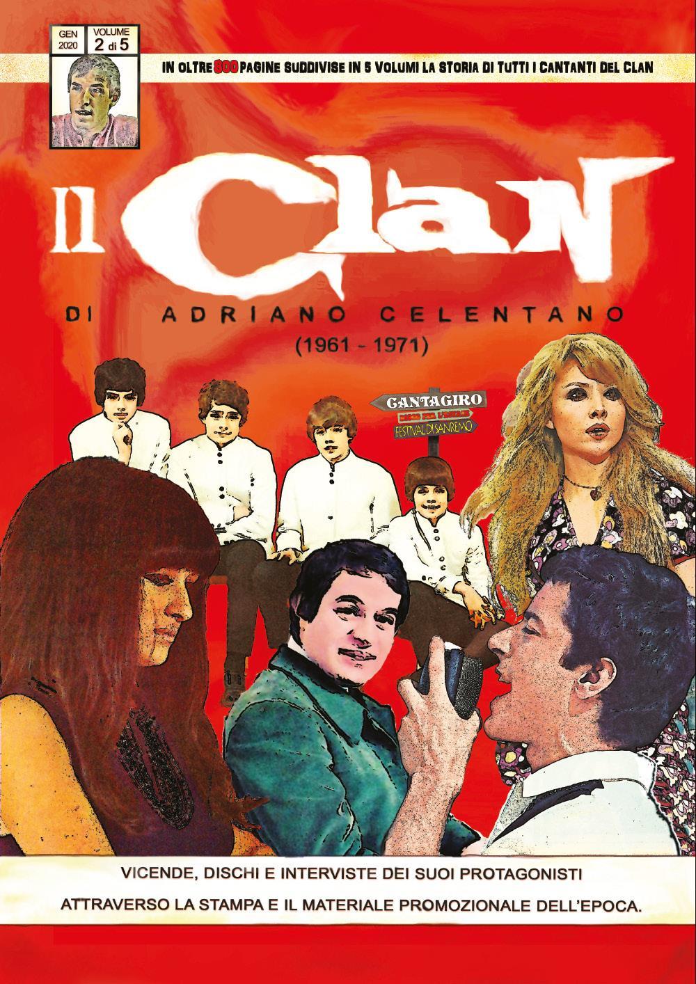 Il Clan di Adriano Celentano (1961 - 1971) Volume 2