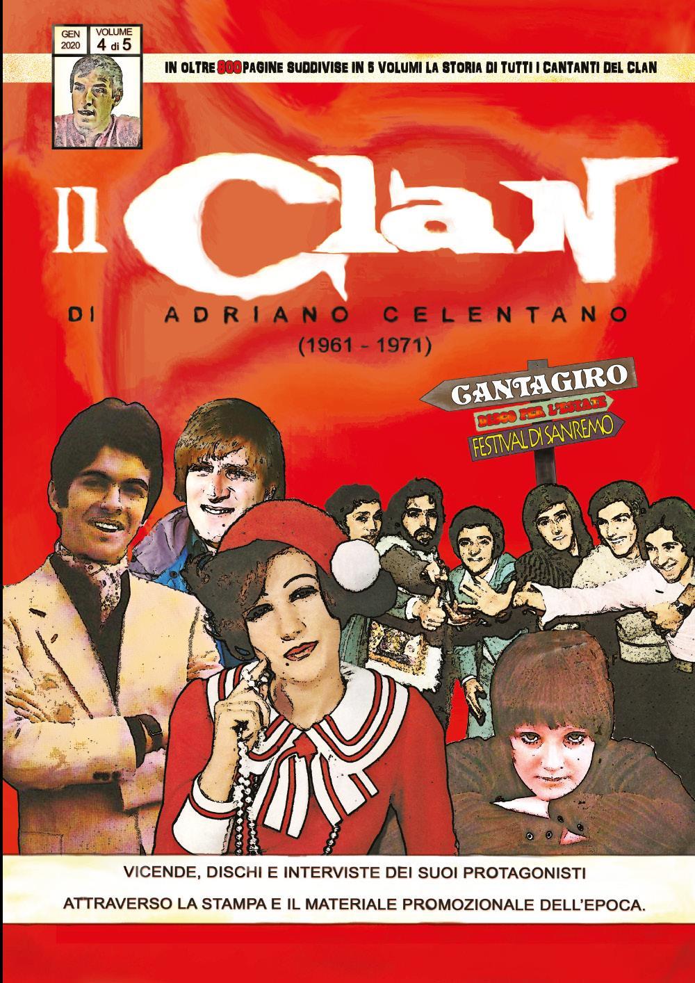 Il Clan di Adriano Celentano (1961 - 1971) Volume 4