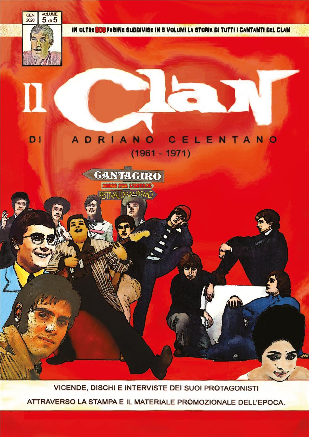 Il Clan di Adriano Celentano (1961 - 1971) Volume 5