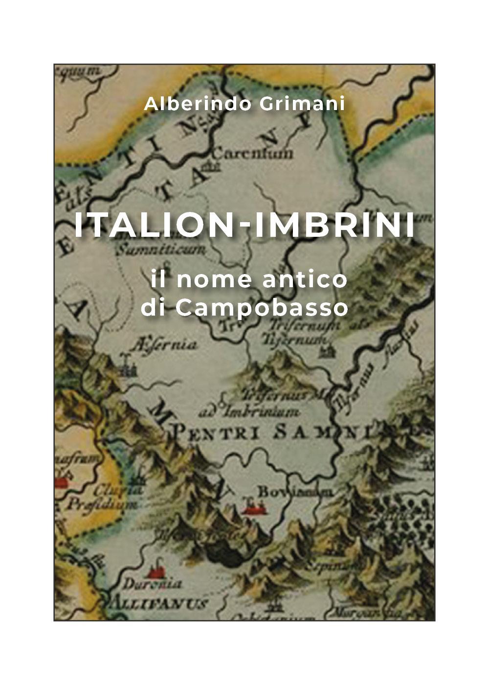 Italion-Imbrini il nome antico di Campobasso