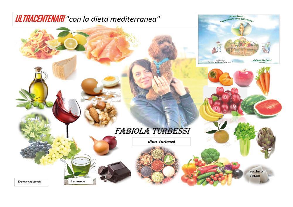 Ultracentenari con la dieta mediterranea
