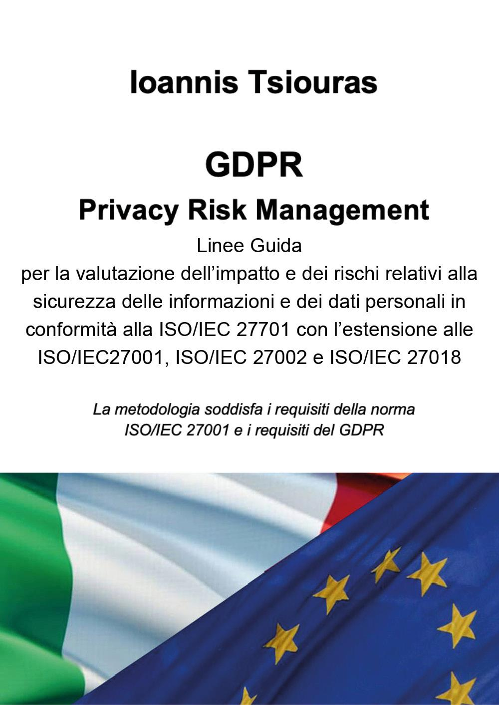 GDPR. Privacy Risk Management.