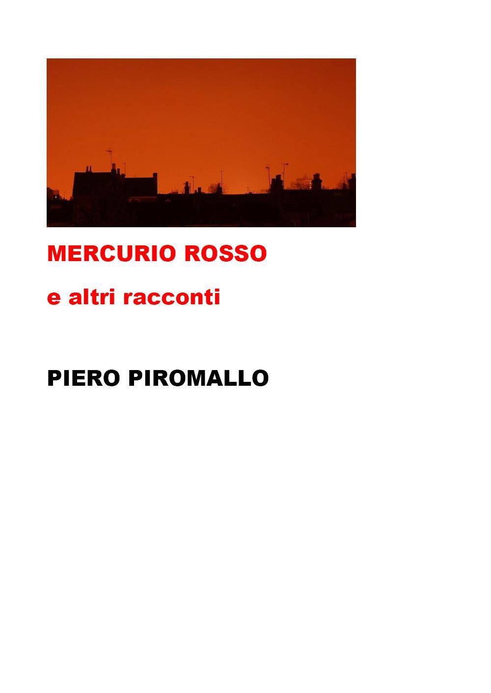 MERCURIO ROSSO e altri racconti