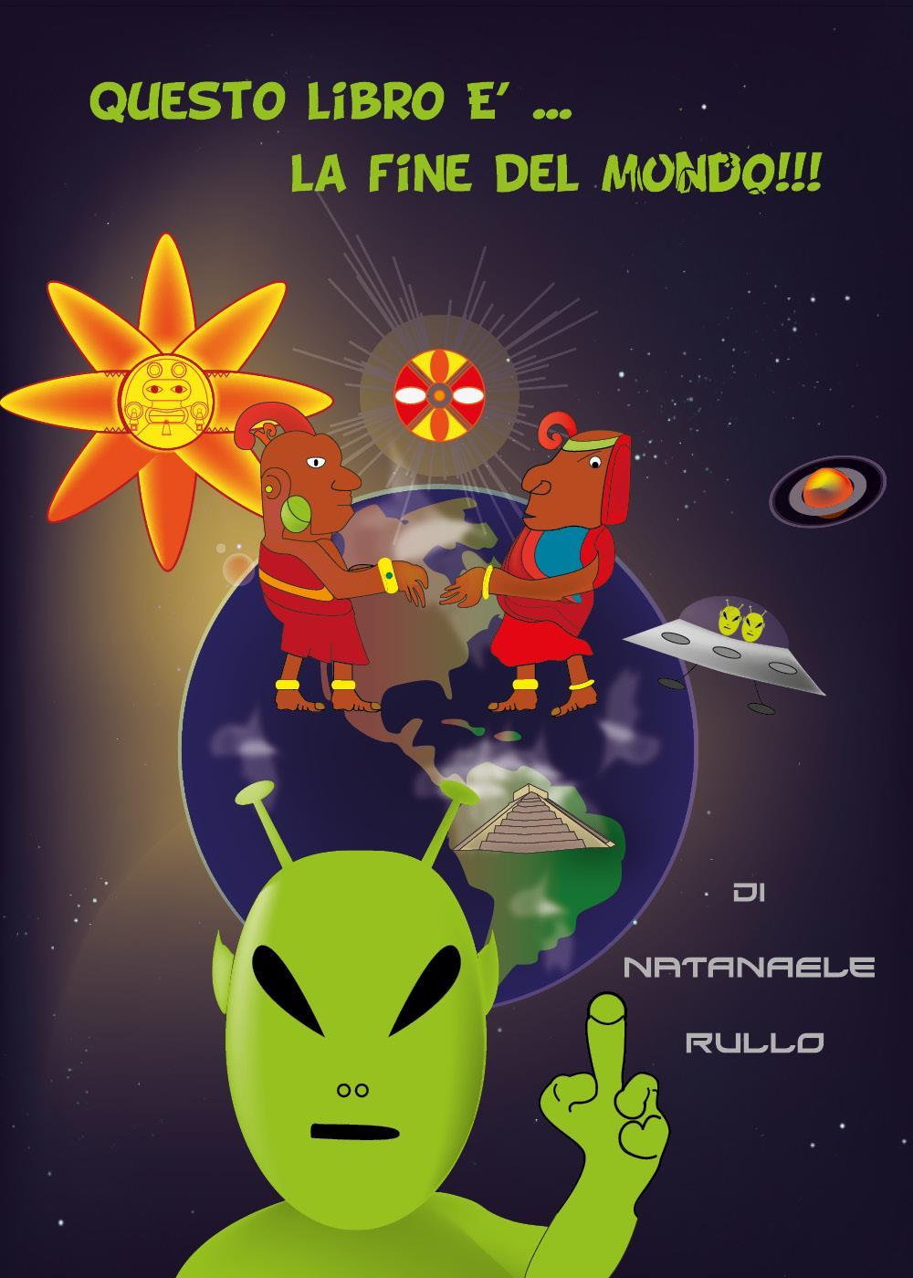 Questo libro è... La fine del mondo!!!