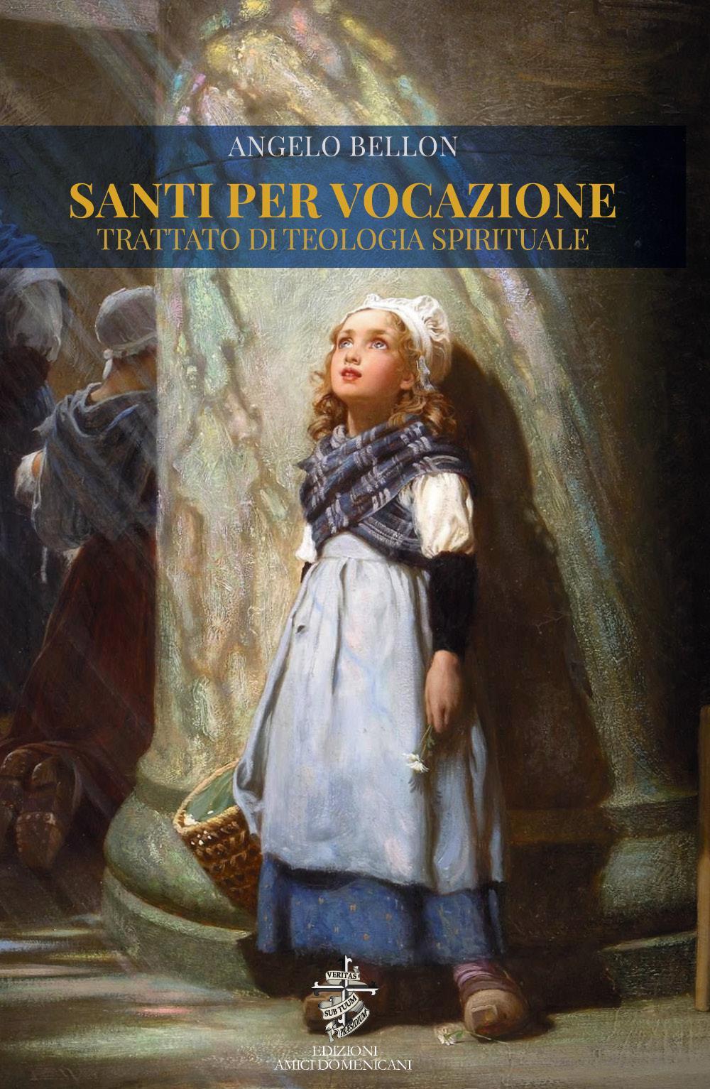 Santi per vocazione: trattato di teologia spirituale