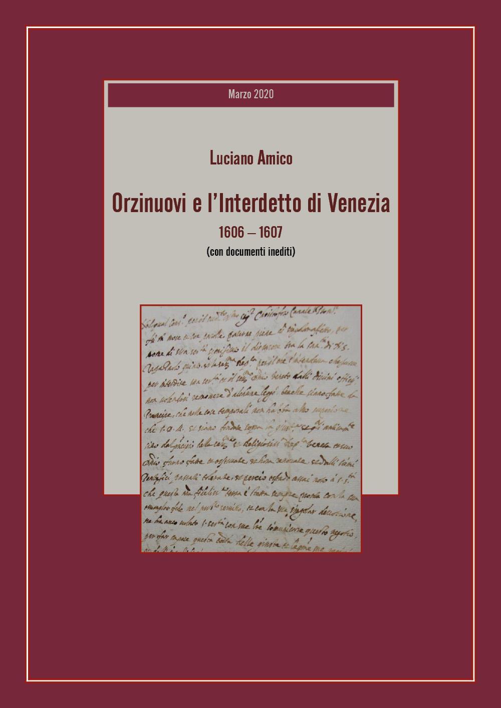 Orzinuovi e l'Interdetto di Venezia (1606-1607)