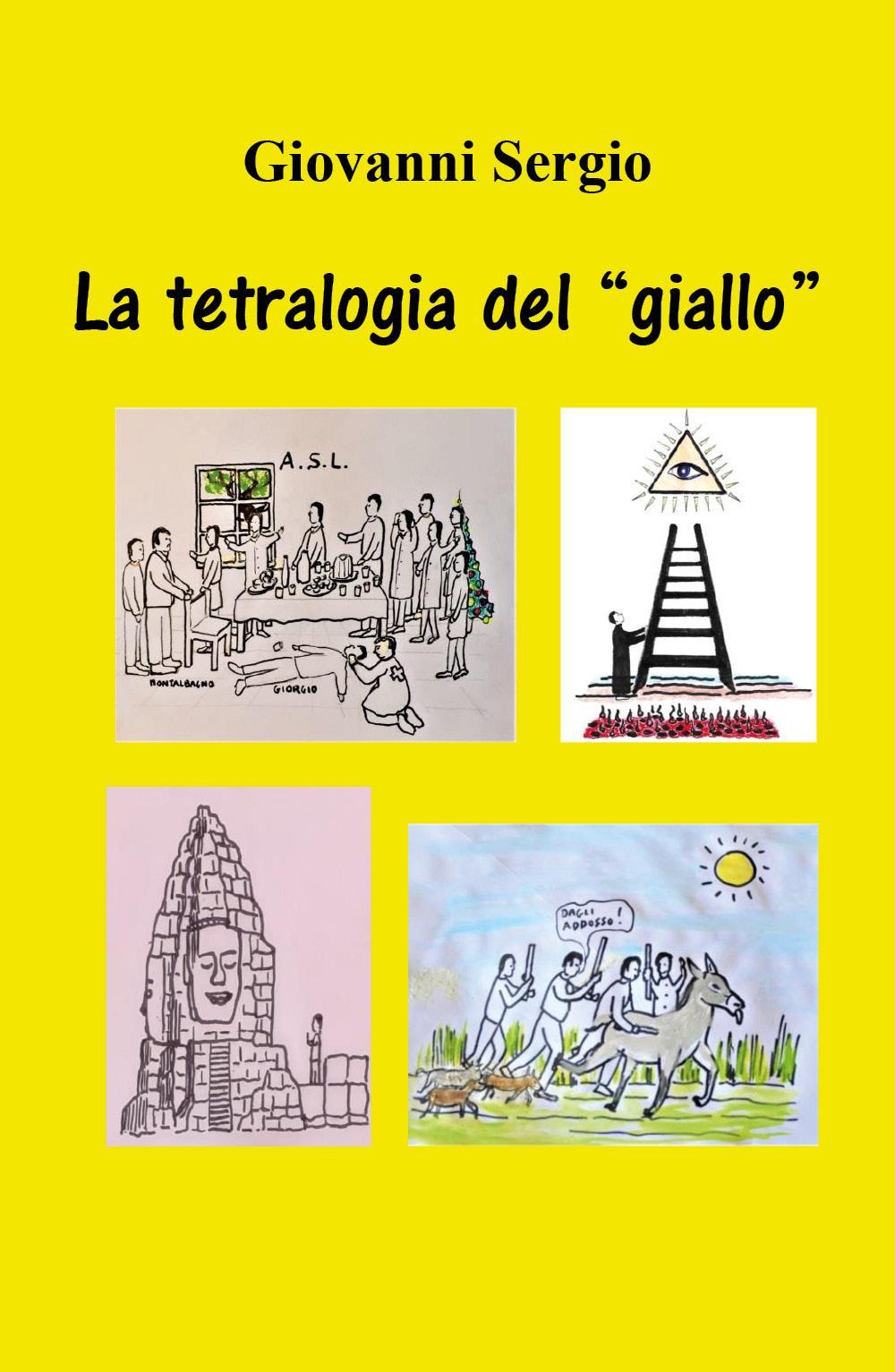 """La tetralogia del """"giallo"""""""