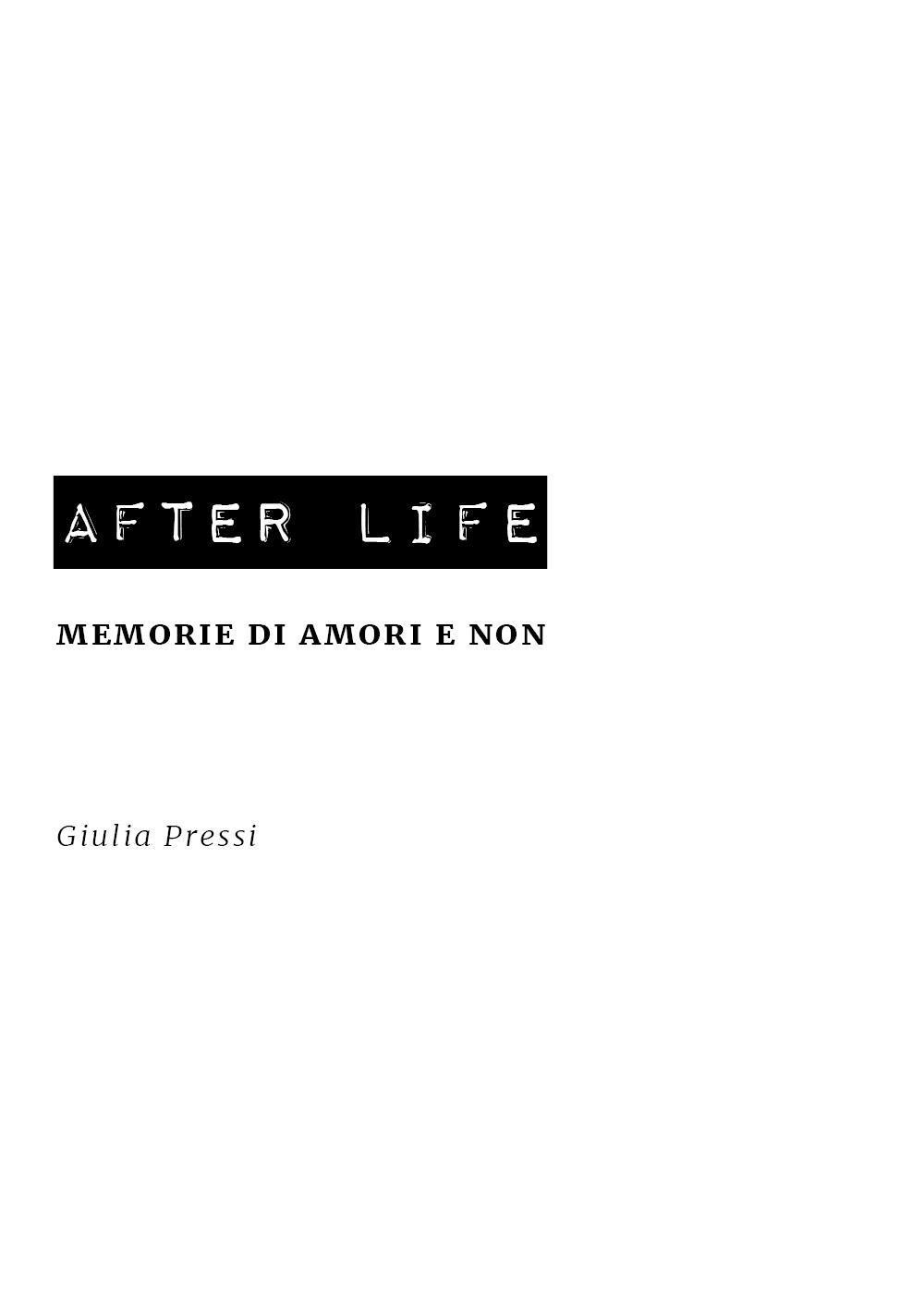 After Life / memorie di amori e non