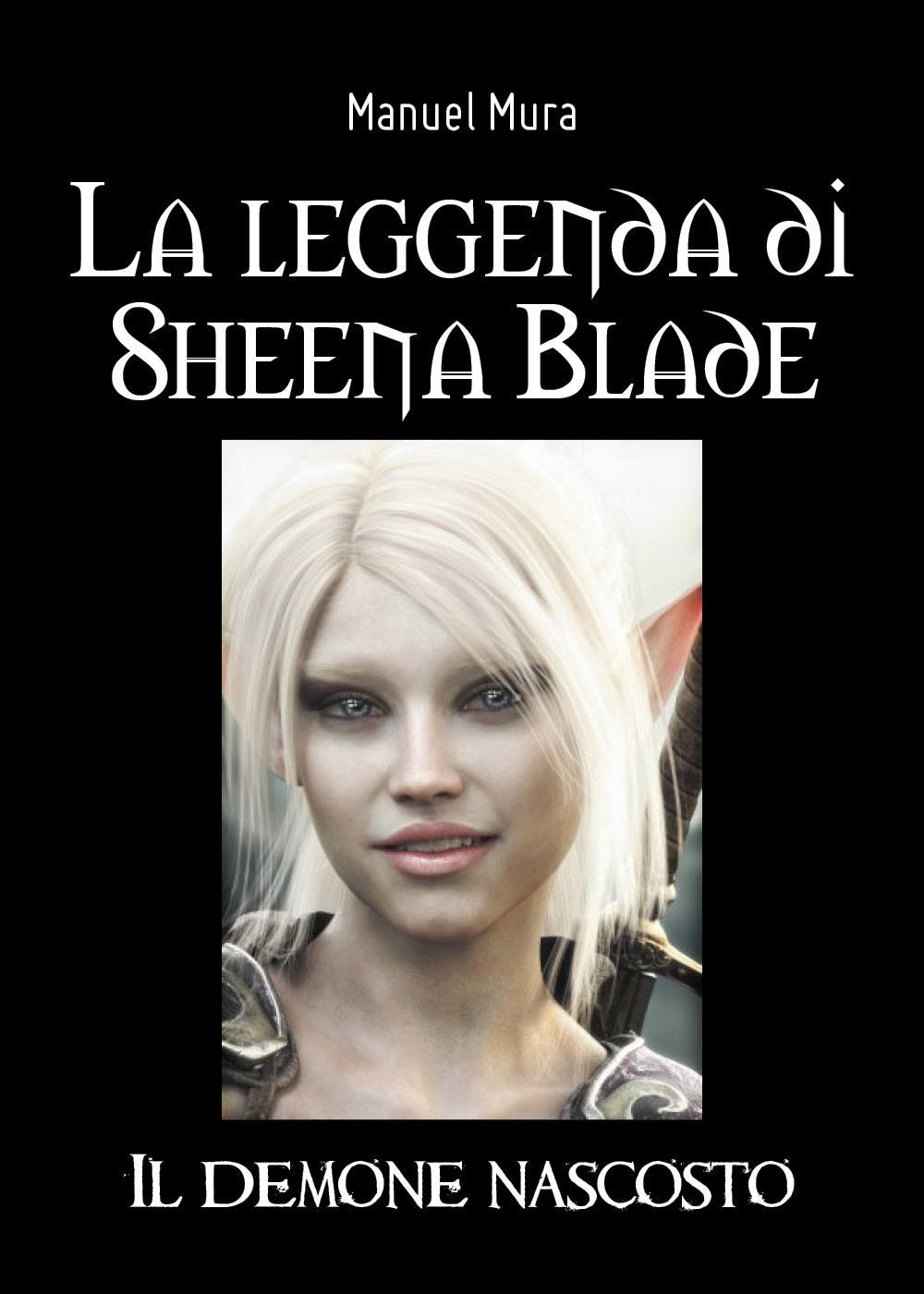 La leggenda di Sheena Blade - Il demone nascosto