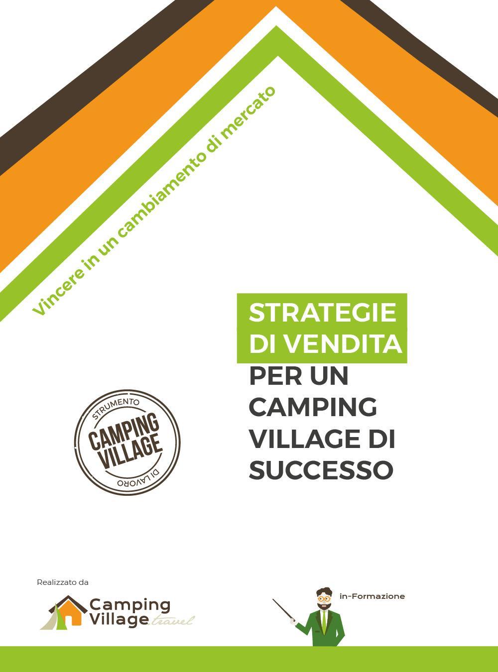 Strategie di vendita per un Camping Village di successo