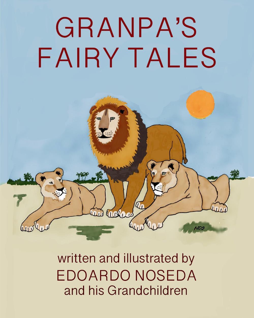 Grandpa's Fairy Tales