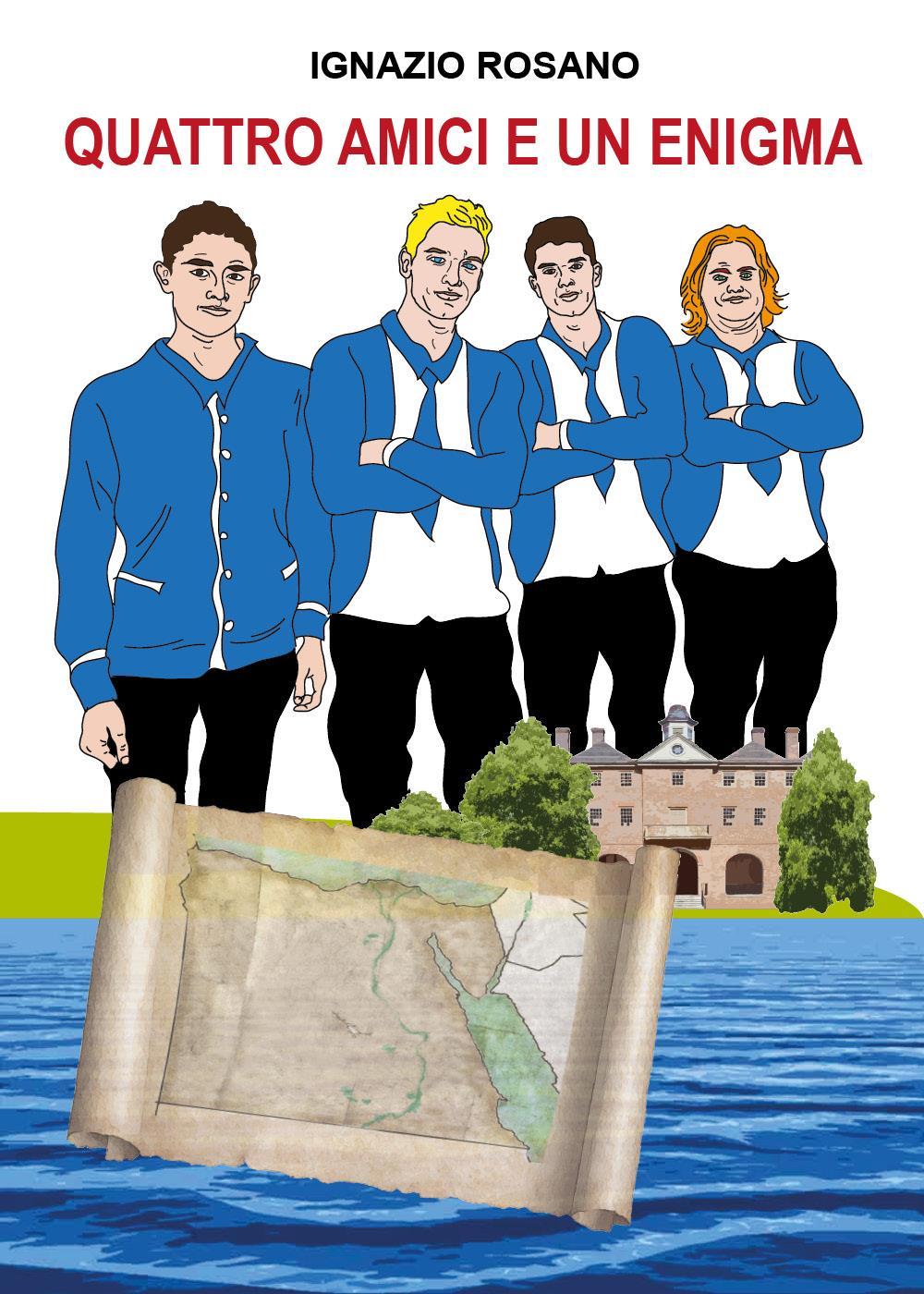 Quattro amici e un enigma