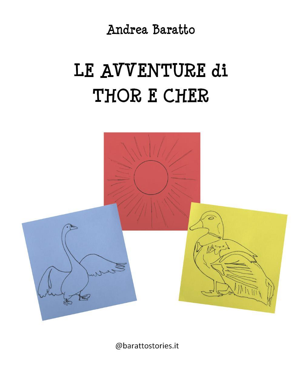 Le avventure di Thor e Cher