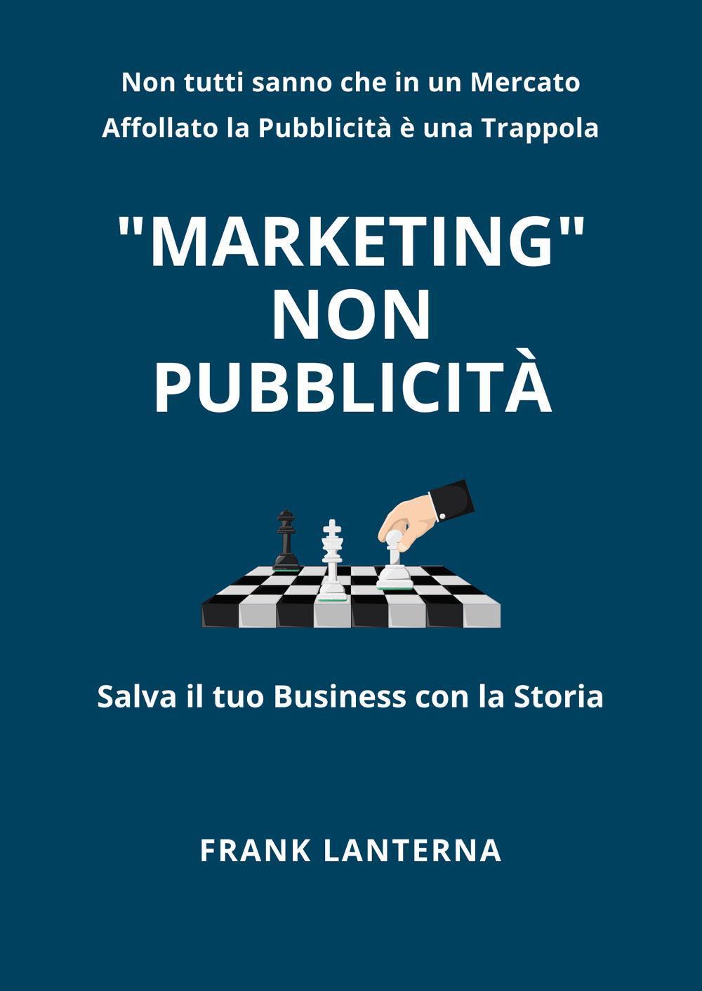 Marketing non Pubblicità