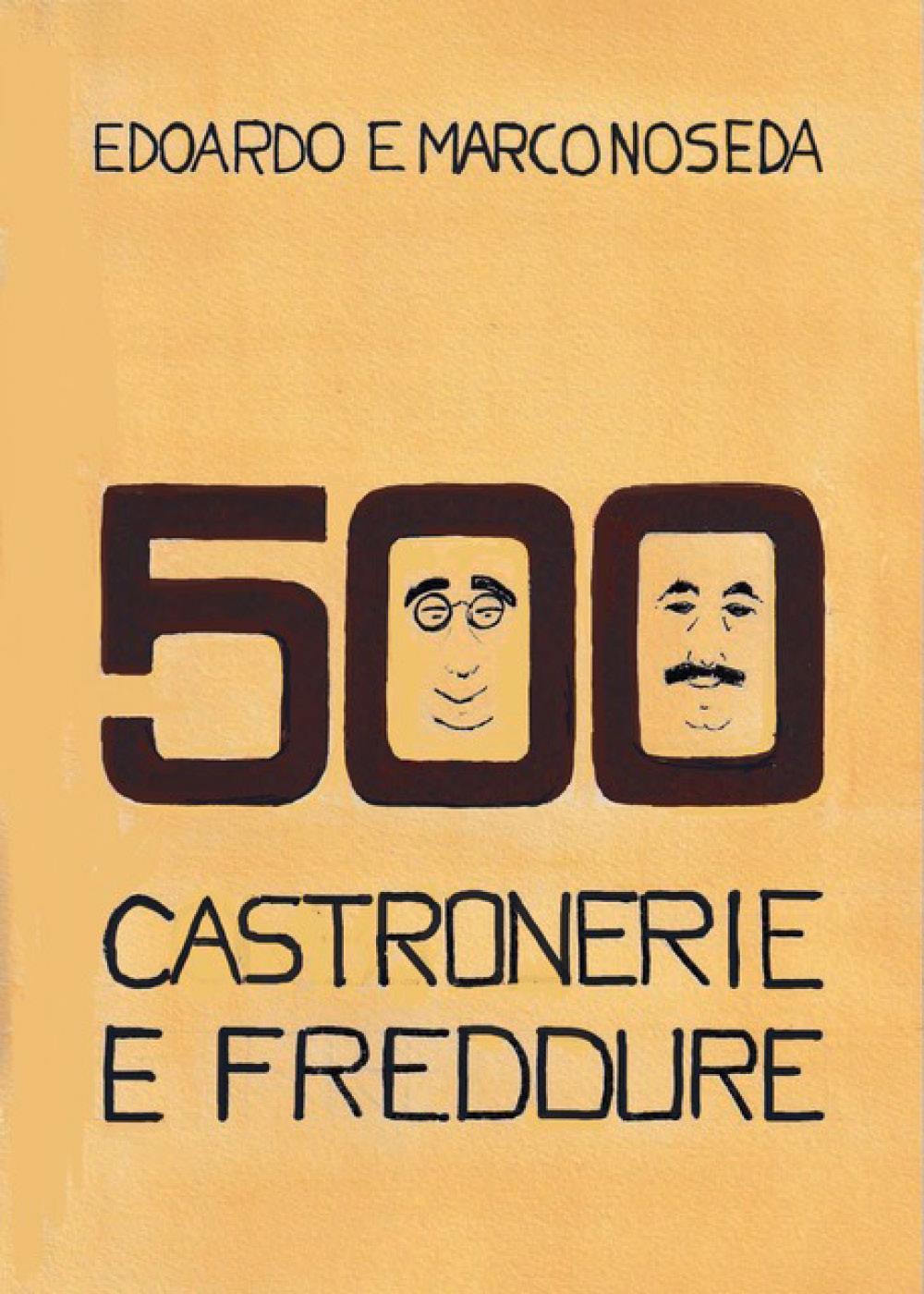 500 Castronerie e Freddure